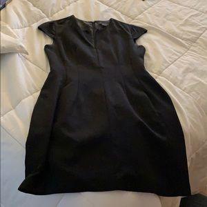 Black Armani Exchange dress